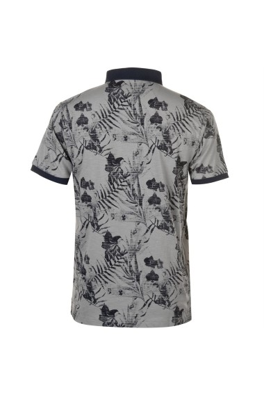 Tricou Polo Pierre Cardin 54252371 Gri