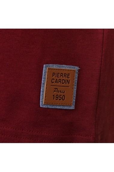 Tricou Polo Pierre Cardin 54252470 Bordo