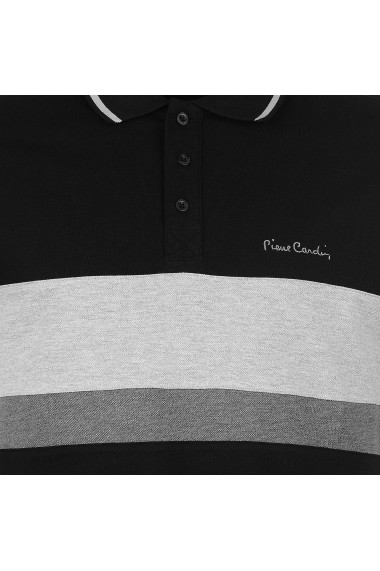 Tricou Polo Pierre Cardin 54222003 Negru