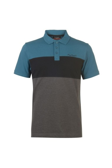 Tricou Polo Pierre Cardin 54245683 Bleu