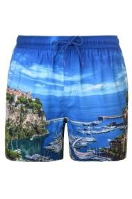 Bermude de plaja Pierre Cardin 35228071 Albastru