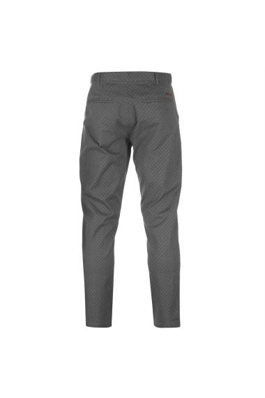 Pantaloni lungi Pierre Cardin 51001402 Gri