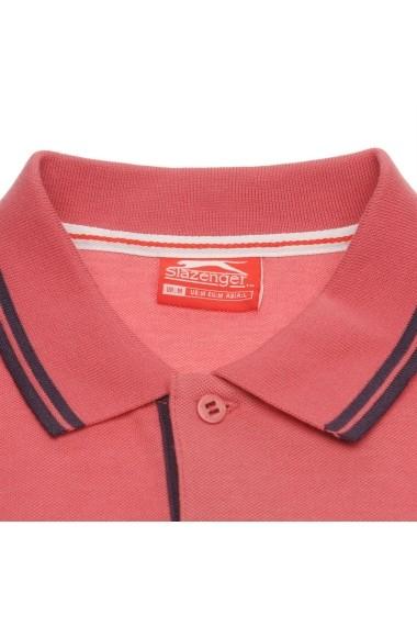 Tricou Polo Slazenger 54202577 Roz