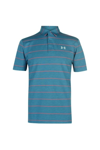 Tricou polo Under Armour 36117893 Albastru