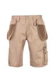 Pantaloni scurti Dunlop 63401995 Bej