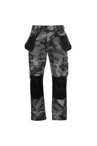 Pantaloni sport Dunlop 63400469 Negru