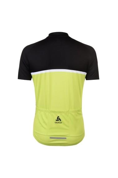 Tricou ciclism Odlo 63607516 Verde