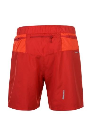 Pantaloni scurti Salomon 45325818 Rosu