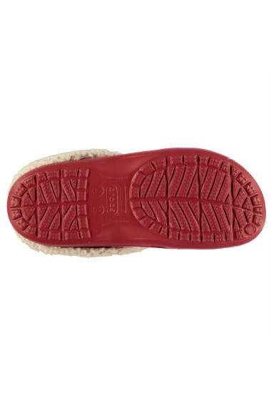 Papuci de casa Mammoth Evo Crocs 22906406 Rosu