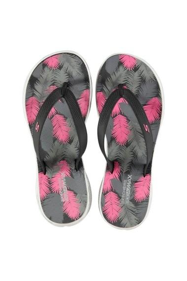 Flip-flops Skechers 22316143 Negru