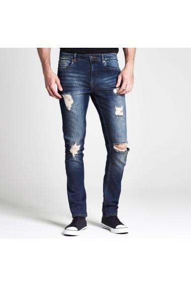 Jeansi skinny Firetrap 64011878 Albastru