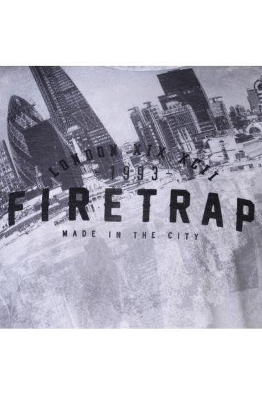 Tricou Firetrap 59085688 Gri