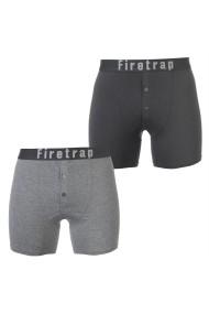 Set 2 boxeri Firetrap 42218002 Gri