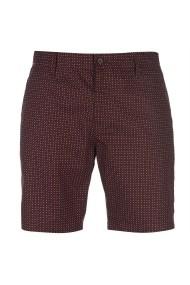 Pantaloni scurti Soviet 47820309 Bordo