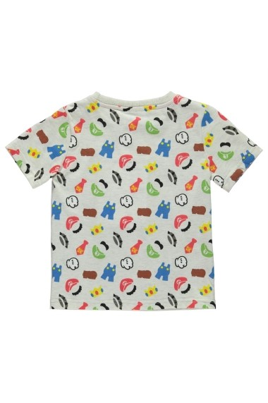 Tricou Character 31403990 Alb