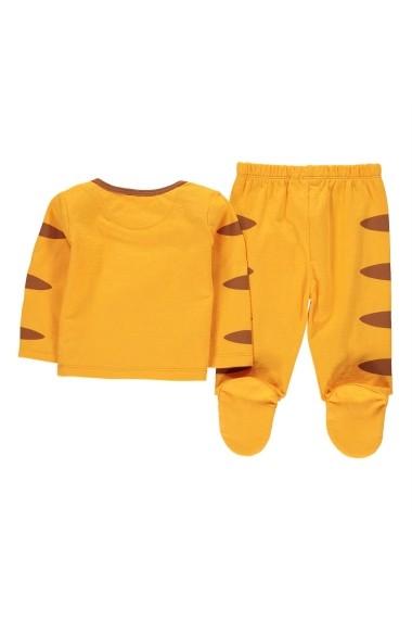 Pijama Character 56200012 Galben - els