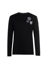 Bluza sport Fabric 59154303 Negru