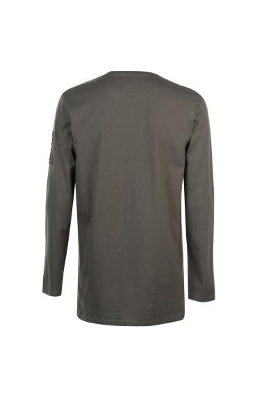 Bluza sport Fabric 59154316 Kaki
