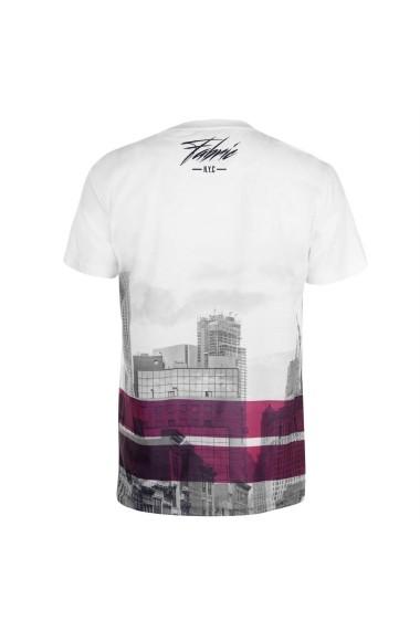 Tricou Fabric 59076801 Alb