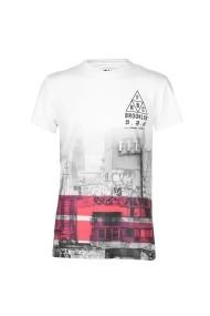 Tricou Fabric 59075901 Alb