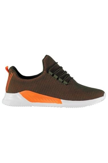 Pantofi sport Fabric 09143916 Kaki