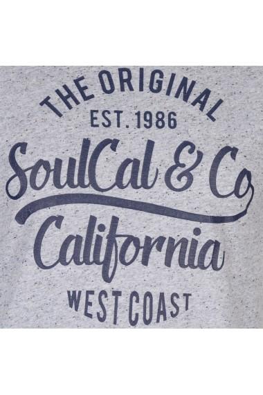 Tricou SoulCal 59021051 Gri