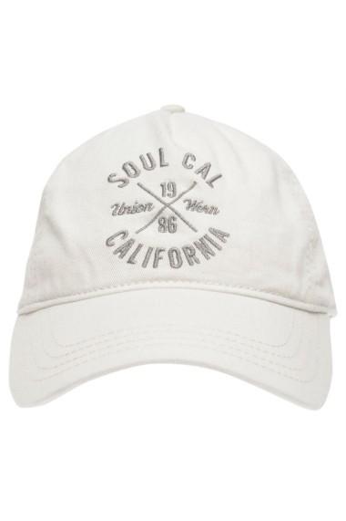 Sapca SoulCal 39108804 Ecru