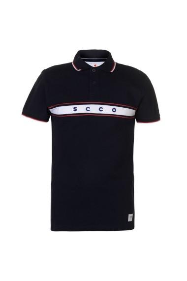 Tricou Polo SoulCal 54859622 Bleumarin - els