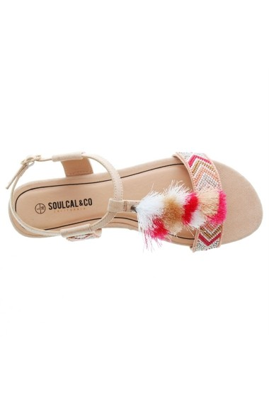 Sandale SoulCal 23138006 Multicolore