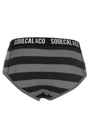 Set 2 boxeri SoulCal 42100590 Gri