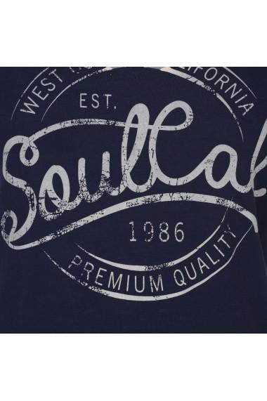 Tricou SoulCal 65402022 Bleumarin