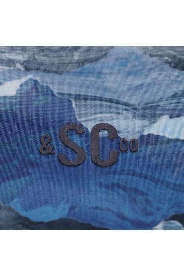 Hanorac SoulCal 66519418 Albastru