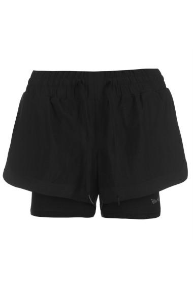 Pantaloni scurti USA Pro 34217203 Negru