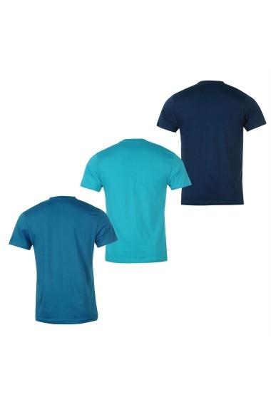 Set 3 tricouri Donnay 59922771 Albastru