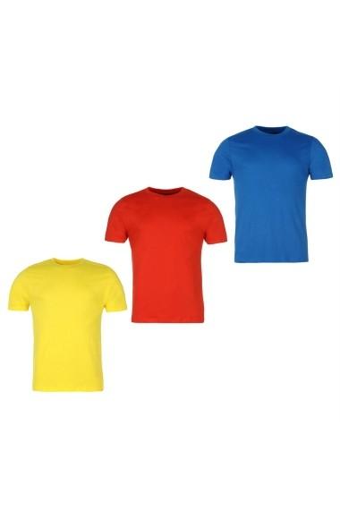 Set 3 tricouri Donnay 59922790 Albastru