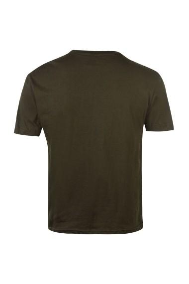 Set 3 tricouri Donnay 59922776 Kaki