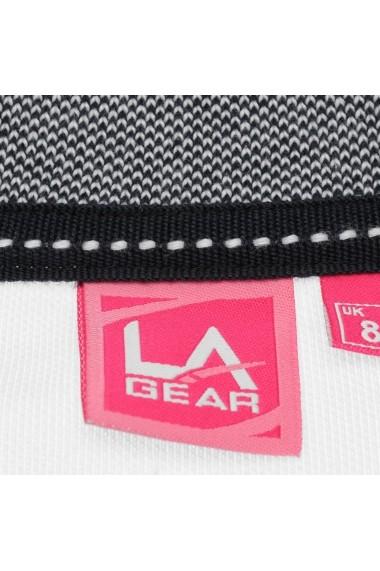 Tricou Polo LA Gear 65201290 Alb
