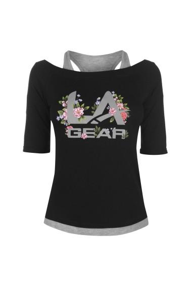 Bluza sport LA Gear 65086490 Neagra