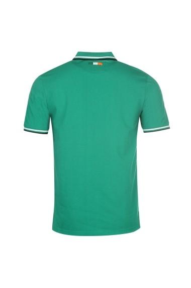 Tricou polo Team 38457991 Verde