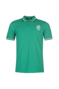Tricou polo Team 38457991 Verde