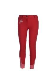 Pantaloni echitatie Requisite 63536906 Roz