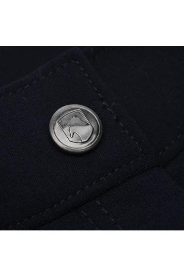 Pantaloni echitatie Requisite 63536922 Bleumarin