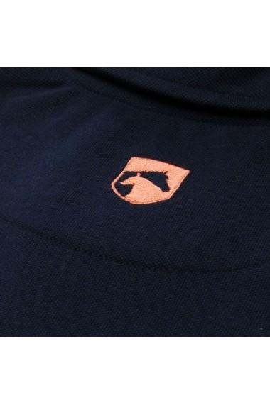 Tricou Polo Requisite 63609522 Bleumarin