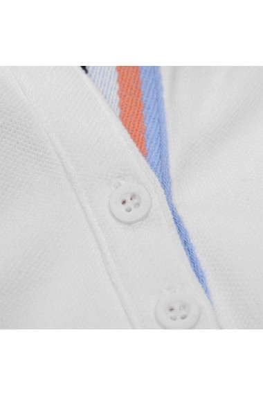 Tricou Polo Requisite 63609501 Alb