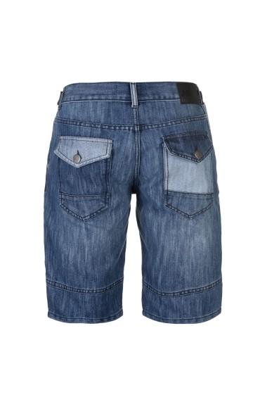 Pantaloni scurti No Fear 64506269 Albastru