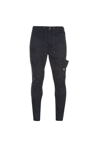 Pantaloni sport No Fear 51815222 Bleumarin