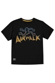 Tricou Airwalk 59822403 Negru - els