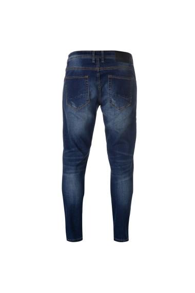 Jeansi skinny Crosshatch 64908091 Albastru - els