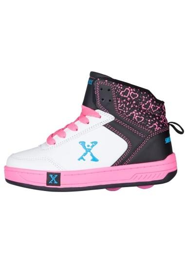 Pantofi sport Sidewalk Sport 25500132 Alb