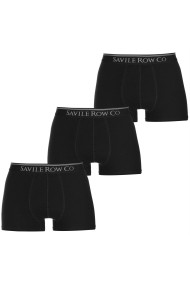 Set 3 boxeri Saville Row 42916691 Negru